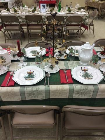 Advent Tea 2015