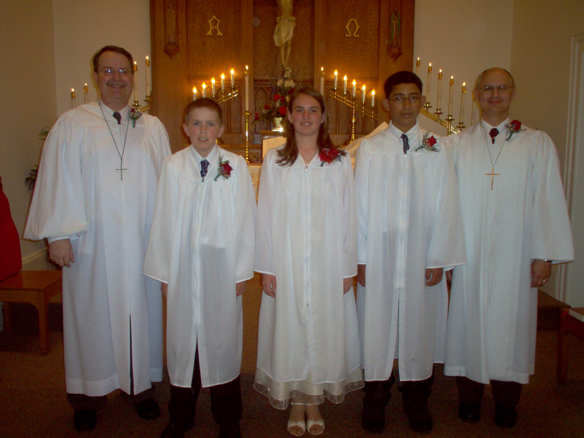2006 Confirmation Class