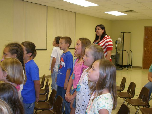 Vacation Bible School 2007
