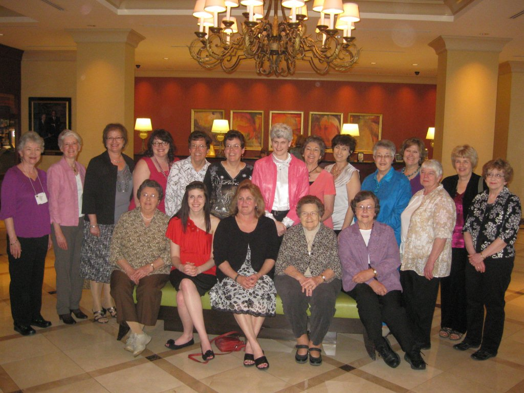Christian Women's Retreat 2012